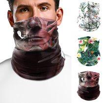 Solid Bandana Buffs Neck Gaiter Headband Cycling Fishing Balaclava Mask Scarf Multifunctional Outdoor Headwear May 5th