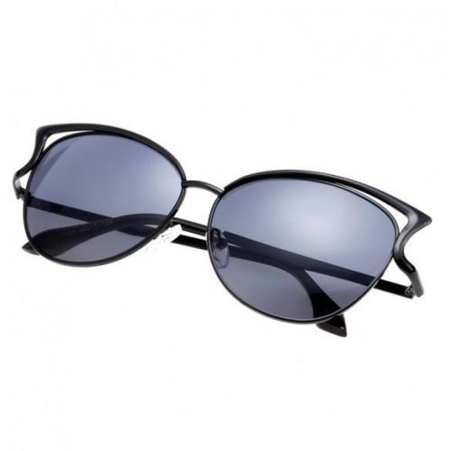 Vintage Style Eyewear Polarized Lens Metal Frame Sunglasses
