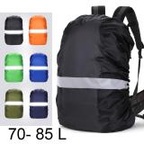 Rain Cover Backpack Reflective 70L 75L 80L 85L Waterproof Bag Camo Tactical Outdoor Camping Hiking Climbing Dust Raincover