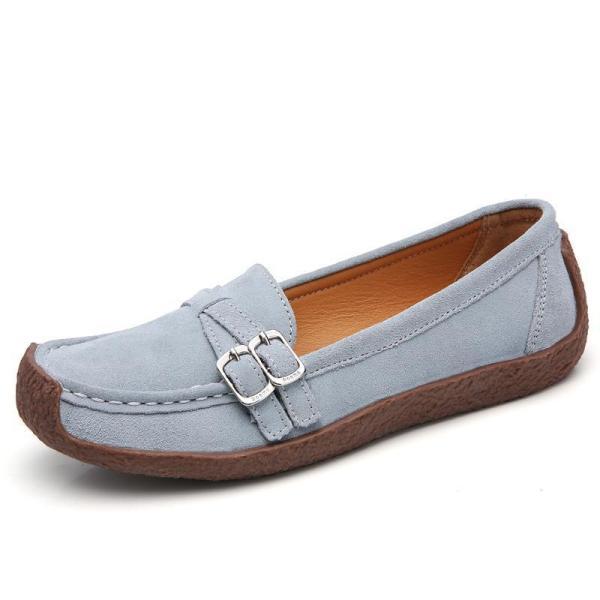 Women's Shoes Elegant Comfortable Non-Slipper Soft Simple Single Shoes