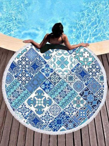 Microfiber Beach Towel Yoga Mat