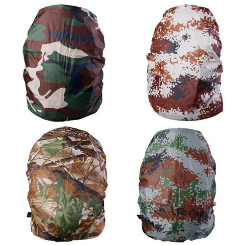 Backpack Rain Cover 35L Portable Ultralight Waterproof Bag Camo Tactical Outdoor Camping Hiking Climbing Dust Raincover