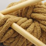 Blanket DIY Handmade Chenille Wool Yarn Coarse Wool Blanket Ice Strips Thickened Handmade Knitted Blanket Yarn
