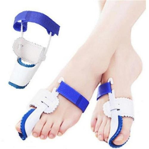 8PCS/SET Hallux Valgus Corrector Alignment Toe Separator Metatarsal Splint Orthotics Pain Relief Foot Care Tool braces support
