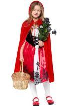 Children's Little Red Riding Hood Dress