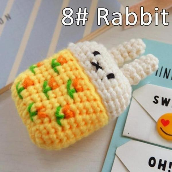 AirPods Case - Knitted Collection - Rabbit