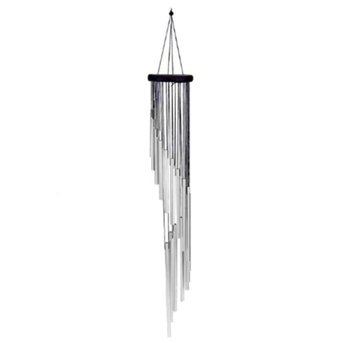 18 Tubes Wind Chime Yard Antique Garden Tubes Bells Outdoor Living Home Nordic Style
