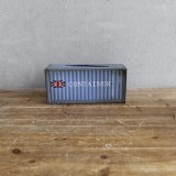 Retro Design Iron Tissue Box