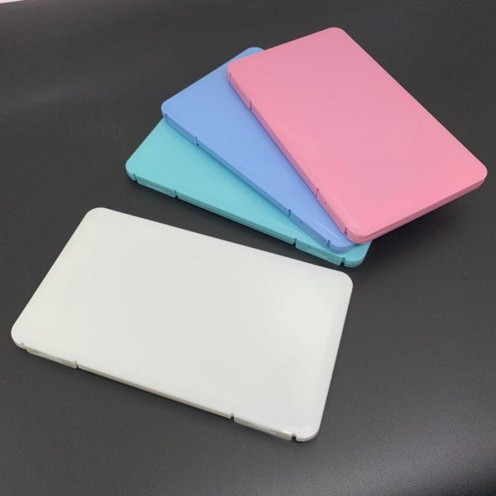 3 PC Portable PP Mask Storage Box