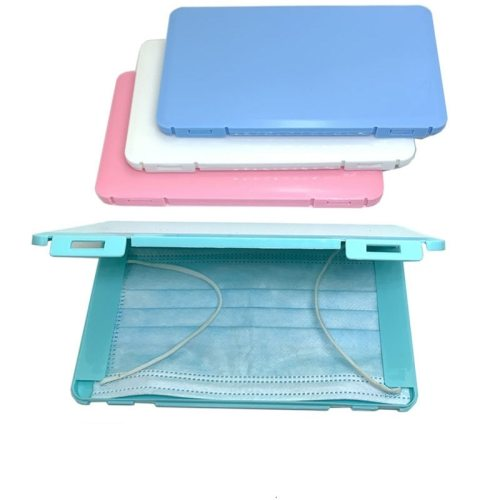 3 PC Portable PP Mask Storage Box