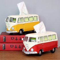 Retro Car Tissue Box Home Decor