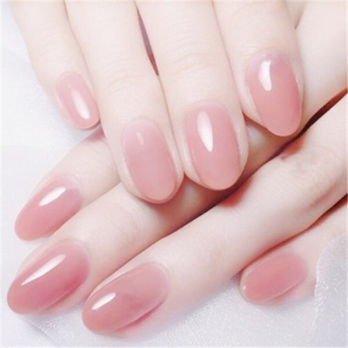 24Pcs Elegant Fake Nails Artificial Nail Tips