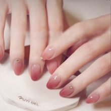 24 pieces False Nail Full Cover Fake Nail