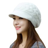 Women Knitted Hat Winter Warm Wool Hat