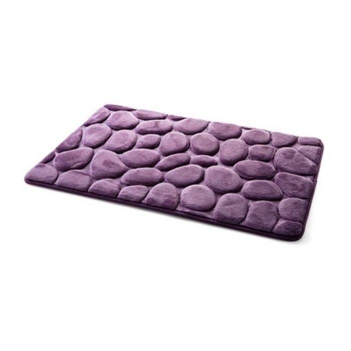 40*60cm Bath Mat Bathroom Memory Foam Mat Carpet