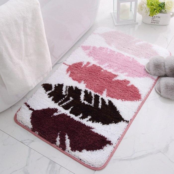 Non Slip Bath Mat Bathroom Carpet