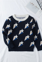 Baby Boy Sweater Pullover Kids Knit Clothes