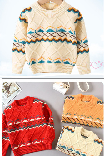 Boys Boys Sweaters Children's Winter Clothes