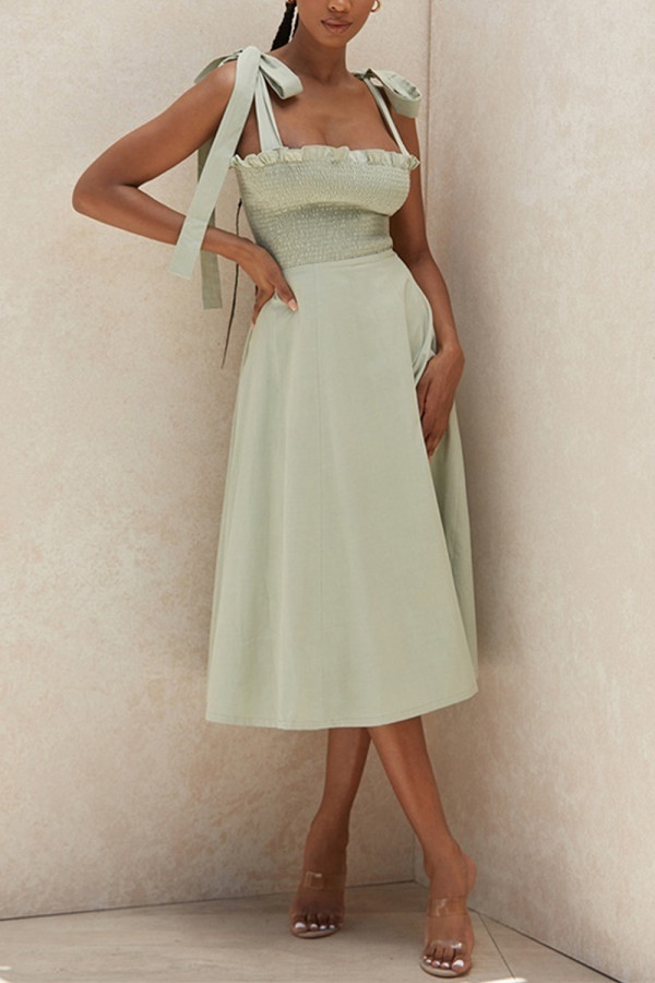 Women's Backless Spaghetti Strap Bodycon Dresses