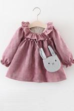 Baby Girl Cartoon Princess Dresses