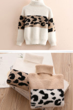 Kids Thicken Sweater Children Cotton Pullover
