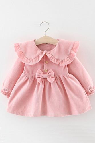 Baby Girl Long Sleeve Princess Dress