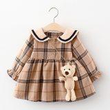 Baby Girl Princess Plaid Birthday Dress