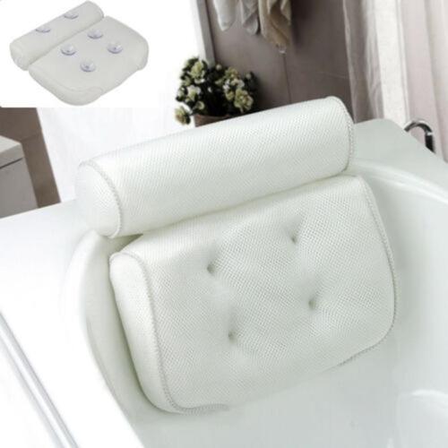 Bath Pillow 4D Air Mesh Bathtub Headrest