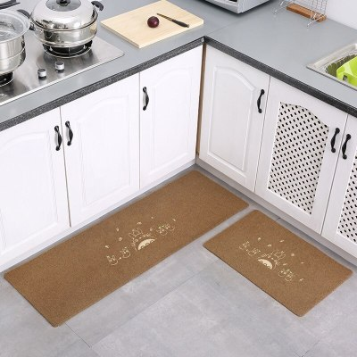 Kitchen Mat Anti-slip Area Rugs Printed Carpet