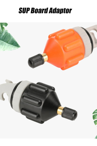 Air Valve Attachment Inflatable Boat Pump Valve Adapter