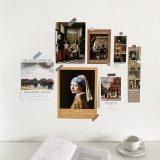 Print Kits 7sheets Photo Props Wall Decoration Postcard