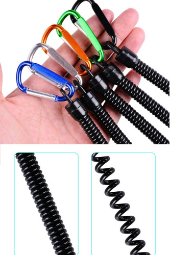 Fishing Lanyards Kayak Secure Pliers Lip Grips Tackle Fish Tools