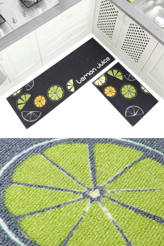 Long Kitchen Mat Floor Mat Absorbent Kitchen Rug