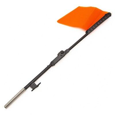2Pcs Foldable Winter Ice Fishing Tool Flag Kayak Tip-Up Flag