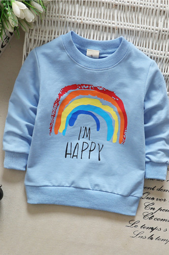 Kids Hoodie Sweatshirt Baby Boys Long Sleeve T-shirt