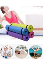 Yoga Mat Anti-skid Sports Fitness Mat 3MM-6MM Gymnastics Mat