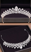 Bridal Tiara Hair Crown Wedding Hair Accessories