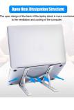 Foldable Laptop Stand Aluminium Laptop Holder