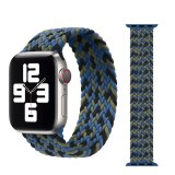 Braided Solo Loop For Apple Watch Band 44mm 40mm 38mm 42mm