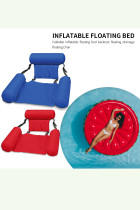Air Mattresses Bed Water Hammock PVC Inflatable Foldable Lounger Chair