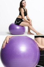 PVC Fitness Yoga Ball Pilates Balance Ball