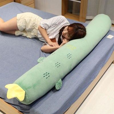Long Pillow Side Sleeping Cushion Pregnant Leg Pillow