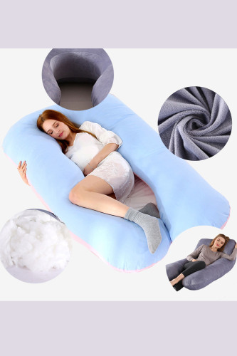 Body U-Shaped Side Sleeper Pillow Pregnant Maternity Pillows