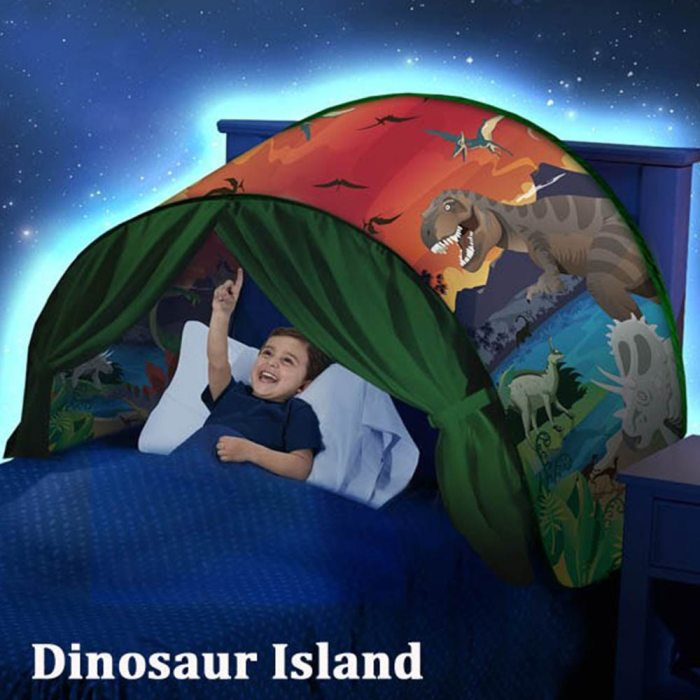 Kids Dream Bed Tents Sleeping Foldable Tent Playhouse