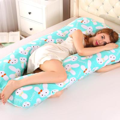 U shape Maternity Pillows Pregnancy Body Pillow Side Sleepers Pillows