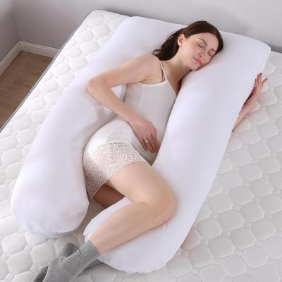U-shaped Body Pregnancy Pillow Side Sleepers Cushion