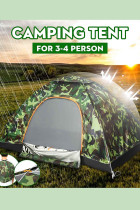 Automatic Camping Tent 200*140*110cm Sunshade Canopy Camouflage Tent