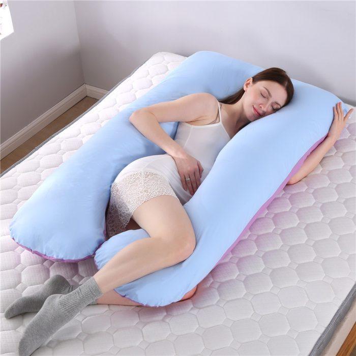 Sleeping Support Pillow U Shape Maternity Pillows