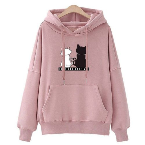Women Pullover Sweatshirts Oversized Hoodie
