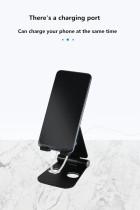 Phone Holder Stand Metal Tablet Universale Rack
